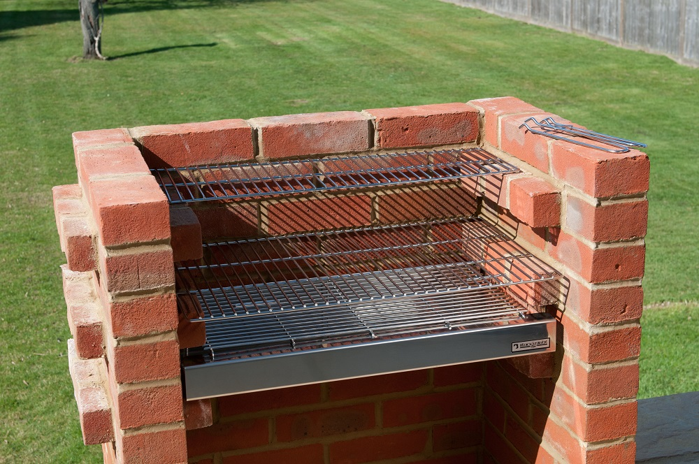 Bkb502 Deluxe 100 Stainless Steel Bbq Kit With Stainless