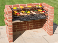 The Original Extra Large Brick Barbecue Kit